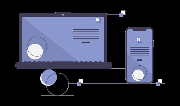 Responsive Mobile Design von Node2